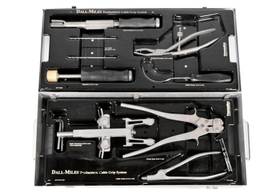 Stryker/Howmedica Dall-Miles Cable System Instrument Set