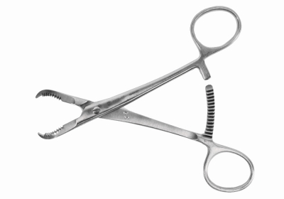 Zimmer Reduction Forceps, Serrated Jaws