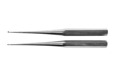 DePuy Brun Stainless Steel Curette