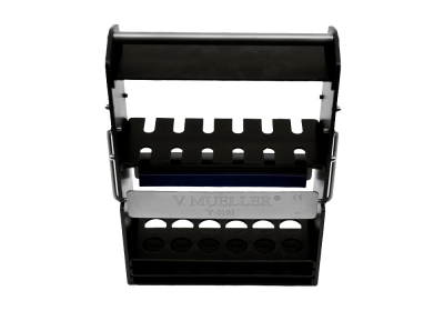 V Mueller Chroma-Line Curette Storage Rack