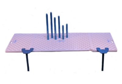 Pre-Owned IMP® Lateral Positioning Peg Board System