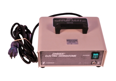 Zimmer Electric Dermatome Power Unit