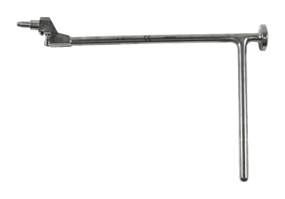 Zimmer Curved Osteotome, Small Handle